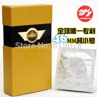 new Authentic Pleasure Up medical super MINI condoms,46MM tightness condoms sex/adult products,man sleeve 10pcs/lot