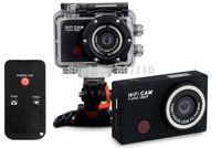 2014 sport camera 5.0MP Full HD 1080P Underwater Action Sport Camera CAM WiFi DV Camcorder SPD5000 Waterproof camera Mini DV