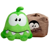 "Cut The Rope 6"" Sad/Box Reversible Stuffed Plush Toy"