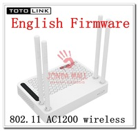 English Firmware Totolink A2004NS AC1200 Wireless Dual Band Gigabit router with USB Port   Rpeater A2004NS 1200Mbps Router