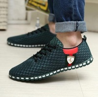 Freeshipping Men Casual  Designer Shoes Men Running Brand Shoes For Men 2014 Men  Sport Shoes