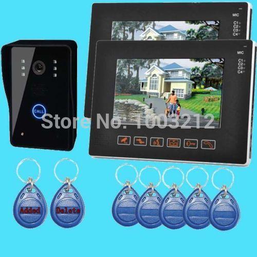 Видеодомофон IMSD 9 LCD RFID 1 2 HK-901MJ1V2