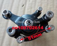 BRAND NEW left version Disc Brake Caliper for mini pocket bike, dirt bike,quad,atv, scooter,bicycle,33cc,43cc,49cc,scooter