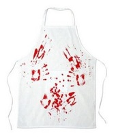 1 PC Blood Bath Butcher BBQ Kitchen Novelty Apron