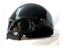 cheap skull motorcycle helmet