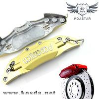 Wilwood  Aluminum Brake Caliper Cover, Brake Cover, Caliper Cover - Gold