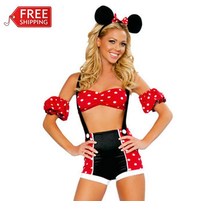 de mickey mouse traje de disfraces de halloween vestido de fantas a ...