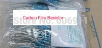 1/2W 1.8R Carbon Film Resistor 1000pcs / lot color ring resistance
