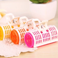 Natural Sleeping Roll Hair Clip Hair Roller Hair Curler Maker Hair Device 6PCS(3pcs/set)