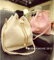 2014hot!Free shipping Fashion PU Women Messenger Bag lady PU Leather Handbags women's hand bag Shoulder bag wholesale