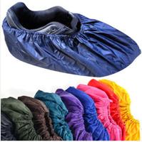 Thick wear waterproof shoe covers / re-use rain shoe covers machine washable shoe