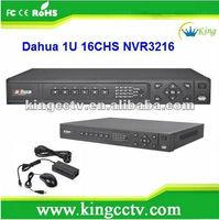 dahua nvr recorder 16chs D1 onvif nvr: NVR3216