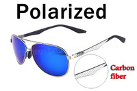 Fashion Summer Polarized Coating Sunglass Carbon Fiber Polaroid Sunglasses Women Brand Designer Men Driving Sun Glasses A999