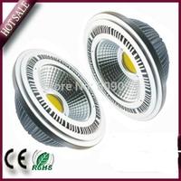 AC 12V AR111 G53 Base COB LED Spotlight Lamp Bulb CoolWhite/12W Free Shipping