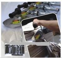 Carton Pneumatic stripping machine, paper edge cutting machine, waste discharge, Cutter, corrugated cardboard, trimming machine