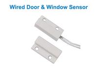 Door sensor Wired Window Door Contact Magnetic Switch Alarm 20pcs/lot free shipping