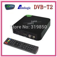 Android DVB-T2 android TV box Amlogic AML8726-MX 1GB RAM 8G HDMI AV WiFi Smart IPTV Media Player android DVB T2 Receiver Mini pc