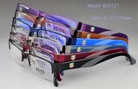 designer Metal eyewear frame