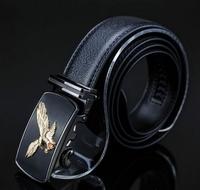 New 2014 Leather Men Belts fashion strap cowskin leather belts for men  belt buckle