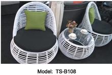 round rattan outdoor furniture/rattan furniture/rattan chair bar tool furniture set(China (Mainland))