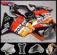 REPSOL black white red Yellow CBR 600F4 1999 2000 ABS Fairings Body Kit Fairing for Honda CBR600 CBR 600 F4 1999 2000