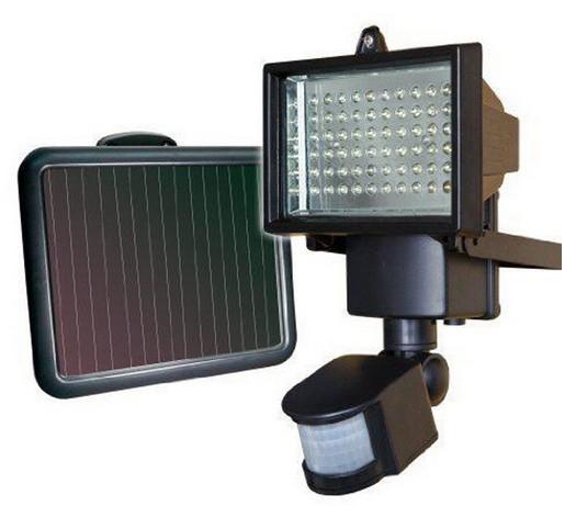 luminarias freien solarbetriebene 60 led flutlicht strahler licht infrarotstrahl bewegungssensor sicherheit Garten pir lampe solar