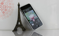 5pcs / Lot KKT Hot Sell Ultra Thin 0.7mm Metal Frame Bumper Case with Retail Package