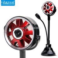 A8 computer webcam hd 5 Mega usb video head belt microphone night vision