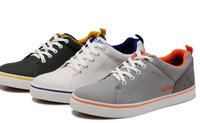 Sell the lowest price in the actor's fashion style leisure sports shoes, canvas shoes, 38-44 size fast delivery