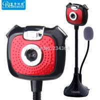 8.0 Mega  USBT989 computer hd Web Cam Camera Laptop Computer With Mic Webcams
