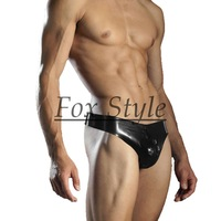 free shipping latex thong for men