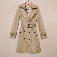 2014 winter spring womens business suits Elegant slim ladies business suit design parka outdoor coat  trench coat for women