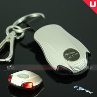 Free shipping Optimal live Jaguar Jaguar with lamp series of car key ring/buckle XK/XJL/S - TYPE Christmas