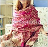 Free shippping 2014 High Quality  Fashion  Lady's Pashmina Shawl