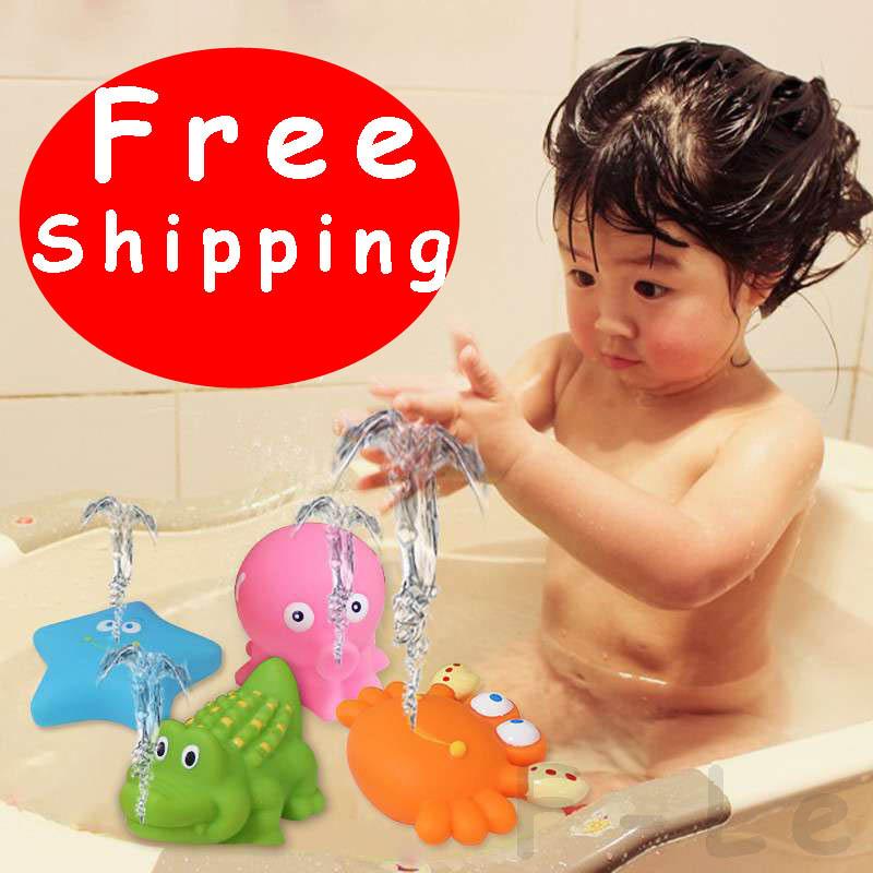 Детская игрушка для купания F-Le & 3 + 1 детская игрушка для купания new 36 00