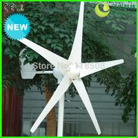 Beautiful Wind Turbine Generator NE-400M, 400W 12/24V, Three Phase AC Permanent Magnet Generator, CE RoHS ISO9001 Certificates