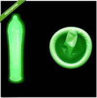 Freeshipping 7PCS/Lot 3 Glow In The Dark Luminous Type Condoms + 4 Ultra-thin Condoms,Sex Product