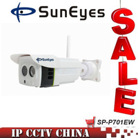 SunEyes ONVIF IP Camera Outdoor Wireless 1280*720P HD 1.0 Megapixel Mini Waterproof IR Night Vision  SP-Q701W