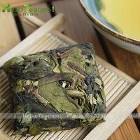 [Aroma Of Spring]2014 New Zhangping Shui Xian Tea,250g Strong Fragrance Premium Fujian Shuixian Compressed Cake Oolong Teas