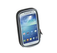 Bike Bag Rotation For Samsung i9500,Bicycle Waterproof Phone Bag Case Mount Holder For Samsung Galaxy S4 i9500