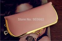 Promotion! 2014 new women wallets,Coin Case purse Pu leather women handbags card holder women's passport cover