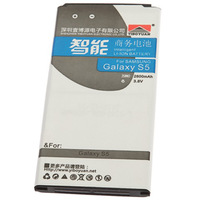 Yiboyuan Original Li-ion Battery 2800 mah for samsung galaxy S5 I9600 battery with retail package