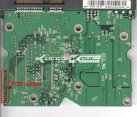 WD HDD PCB circuit board 2060-701453-000 REV A for 3.5 SATA hard drive
