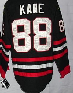 Großhandel chicago blackhawks #88 kane schwarz/rot/3./weiß eishockey trikots, Größe 48-56, mischen, um, versandkostenfrei