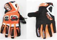 New KTM race tech 12 motorcycle gloves motorbike motorcross ATV Offrod gloves  size M  L  XL
