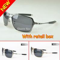 New In Retail Box Metal Frame Polarized INMATE Sunglasses 4 Colors U Pick