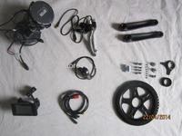 Free shipping!! Bafang 48v 750w BBS-02 mid drive motor+Lifepo4 batterie 48v 20ah rear rack/luggage battery pack 48v 20ah