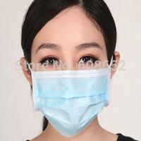 3-layer non-woven masks, anti-fog and haze - dust - Anti-virus - anti-formaldehyde more than 95%.