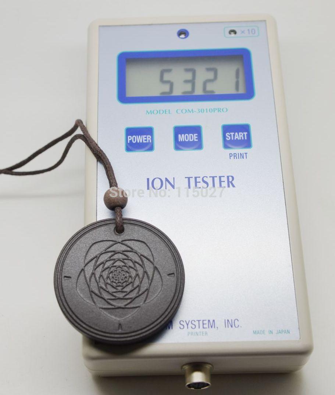 5pcs/lot 2014 New arrival 5321 negative ion scalar energy pendant flower of life quantum pendant necklace flower scalar pendant(China (Mainland))