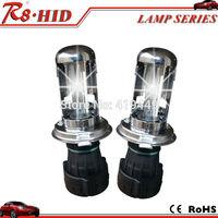 Car H4 Hi/Lo Telescopic HID Xenon Lamp 2 Bulbs with relay harness12v 35w 3000K-12000K Auto Xenon Headlight